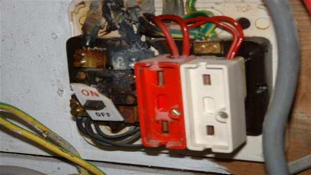 Faults Found in Old Fuse Box